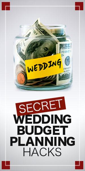 secret wedding hacks
