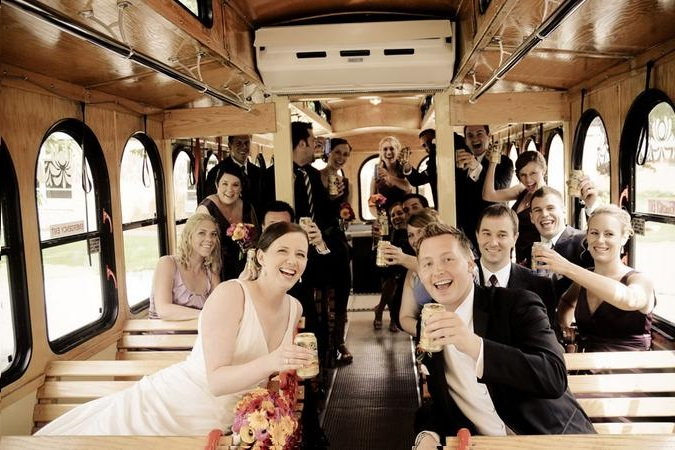 wedding transportations